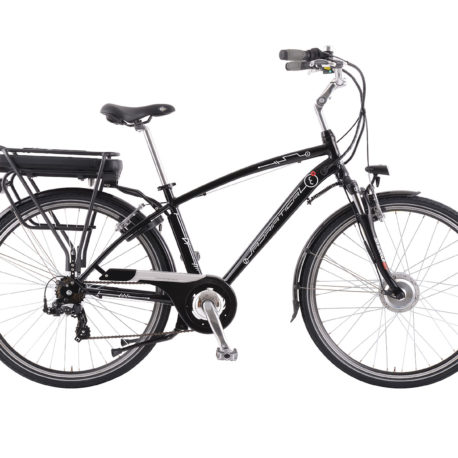 CA – bici elettrica E1 BIKE MAN NERA right side view